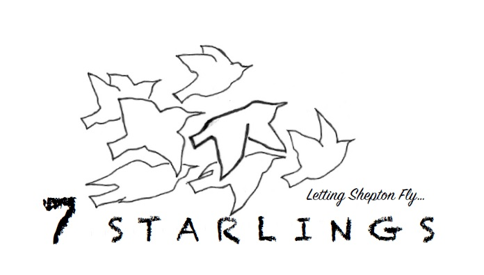 7 Starlings Logo